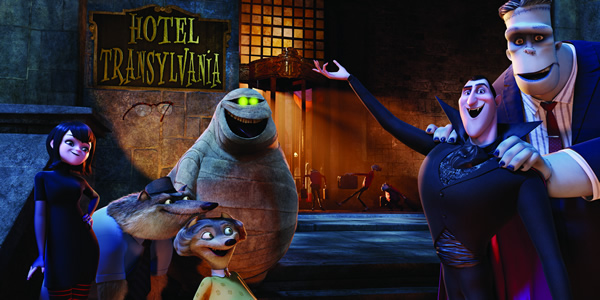 Hotel Transylvania Coming to 3DS