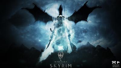The Top 10 Best Skyrim Wallpapers   GAMERS DECIDE