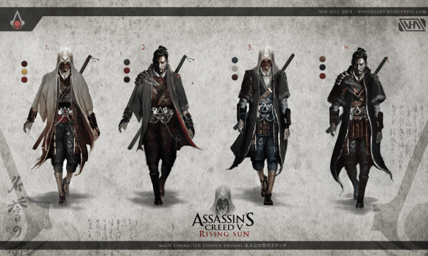 Assassins Creed -rising sun-2-GAMERSRD