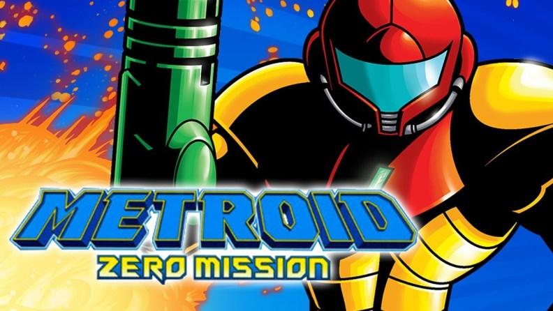 Metroid Zero Mission -GAMERSRD