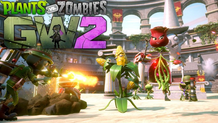 Plants vs. Zombies- Garden Warfare 2-GAMERSRD