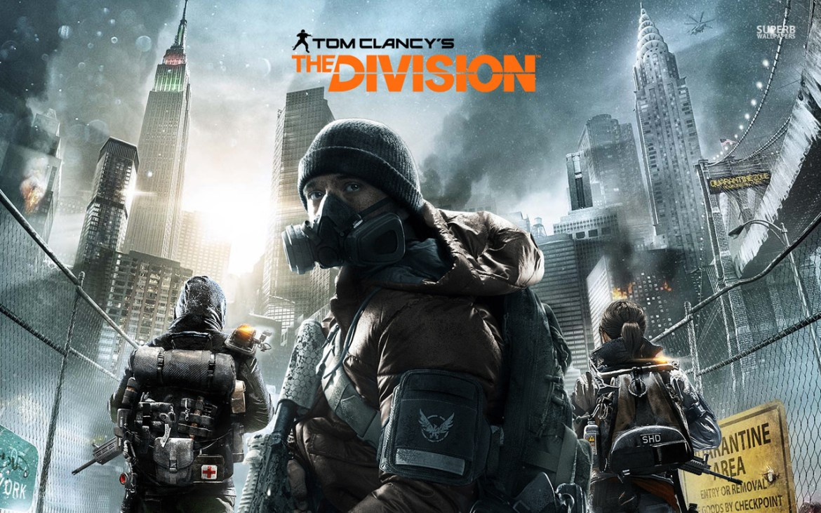 Tom Clancy's The Division-GAMEPLAY-GAMERSRD