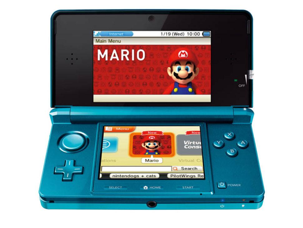 Primer nintendo 3DS-GAMERSRD