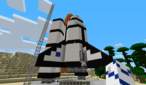 Advanced Rocketry Mod-GAMERSRD