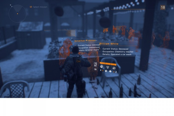 The Division- Easter Egg de 'Breaking Bad' GAMERSRD