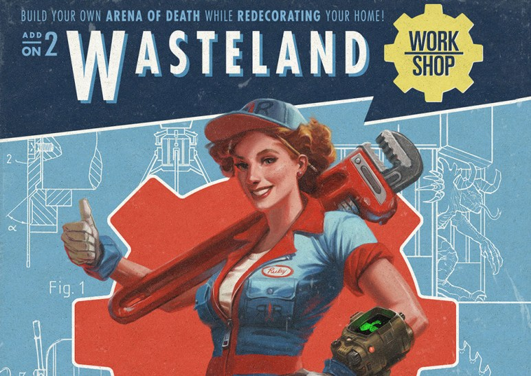 Wasteland WorkShop-FallOut4-GAMERSRD