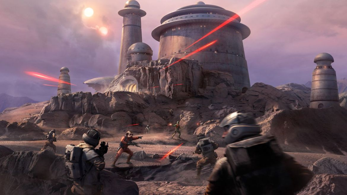 Star Wars- Battlefront