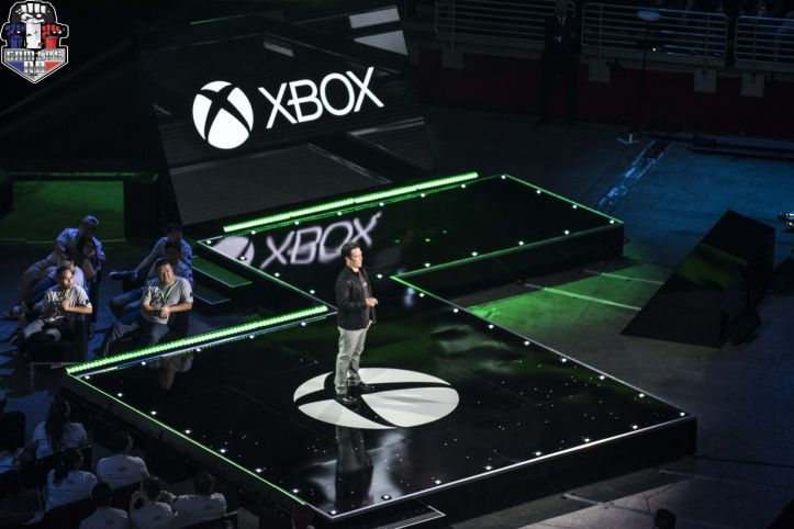 E3 Expo 2016-Dia Uno-GamersRD.comE3 Expo 2016-Xbox  Briefing  2016-Phill Spencer-GamersRD