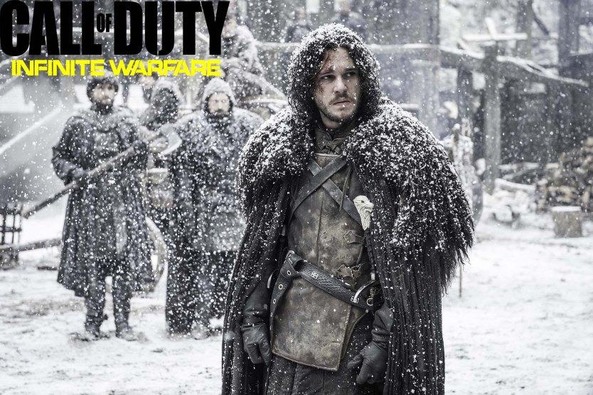 Kit Harington- de- Game of Thrones- en Call of Duty-GAMERSRD