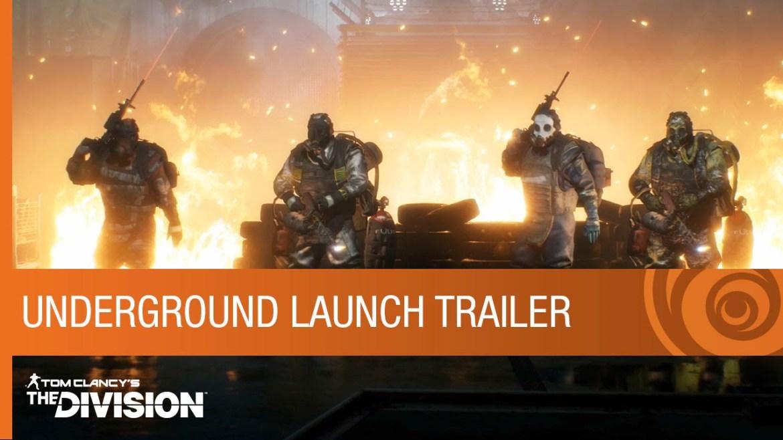The Division muestra el tráiler de Underground-GamersRD