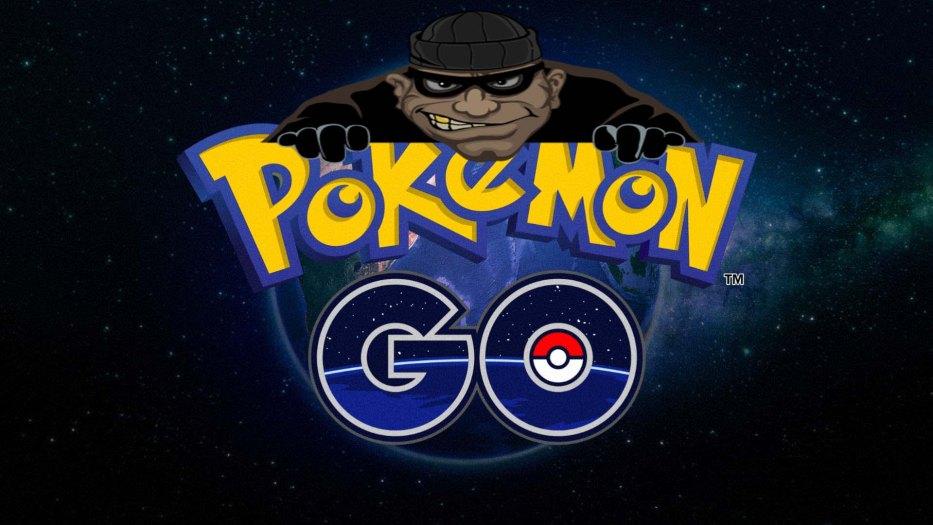 Pokemon GO-Thief-robo-google-GamersRD