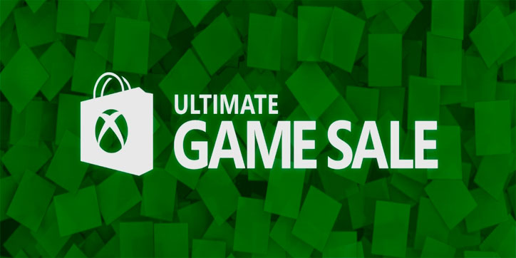 Xbox-Ultimate Game Sale-GamersRD