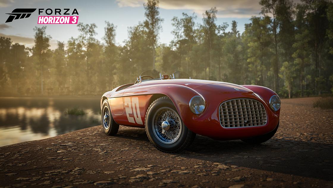 1948 Ferrari 166MM Barchetta-Forza Horizon 3-GamersRD