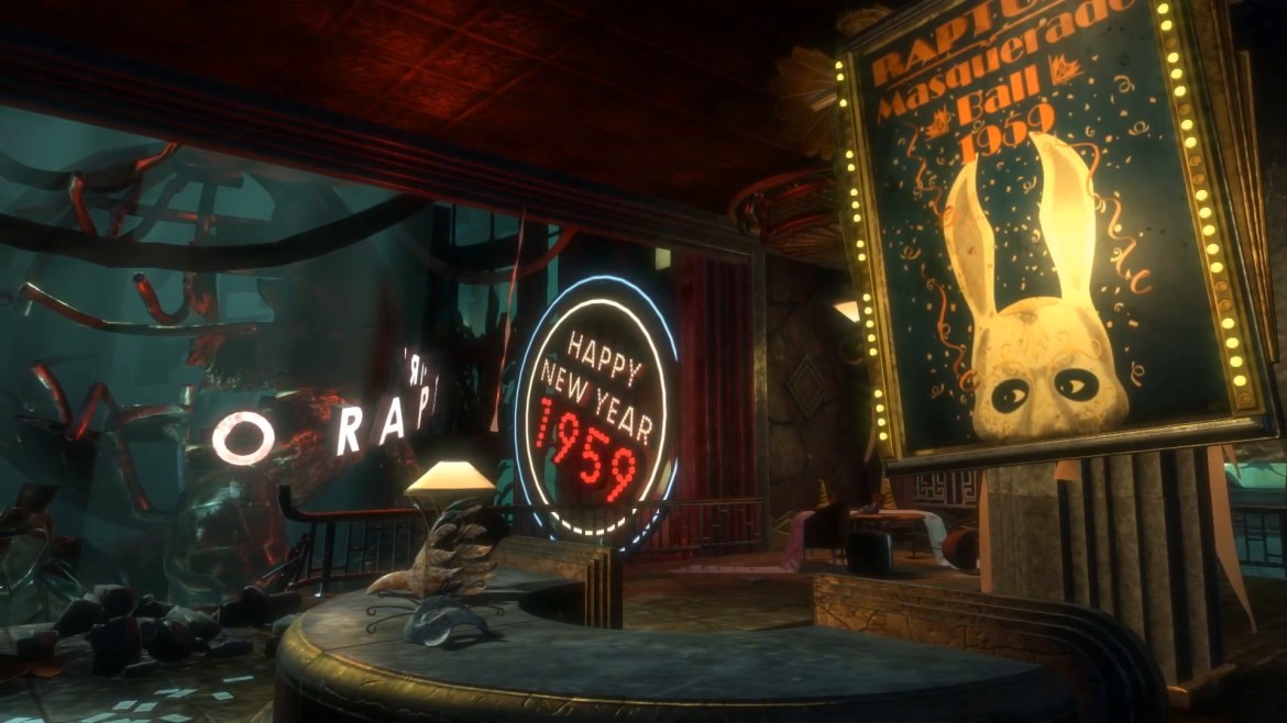 BioShock -Revisit Rapture-GamersRD