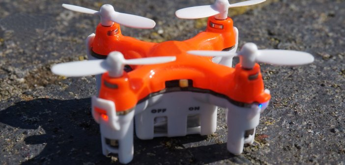 [Avis] Nano Drone BuzzBee