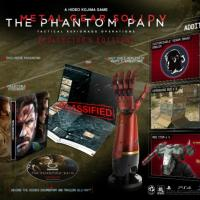 [PRÉCO] Metal Gear Solid V : The Phantom Pain Edition Collector Sur PS4
