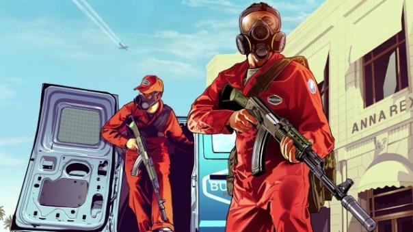 Grand Theft Auto V - Fecha de lanzamiento