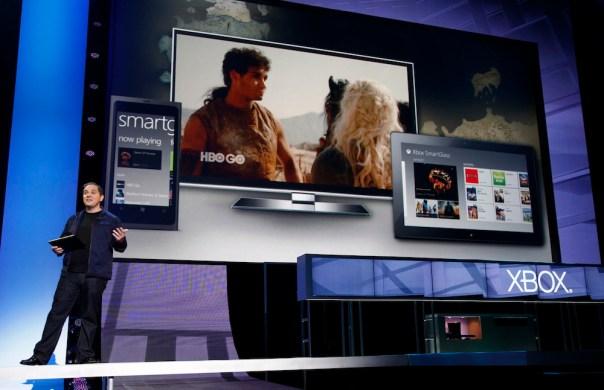 Conferencia Xbox 360 Smartglass