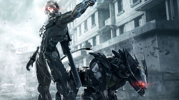 Metal Gear Rising Revengeance DLCs