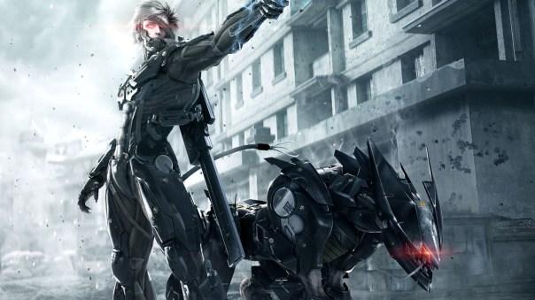 Metal Gear Rising Revengeance DLCs