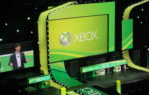Conferencia Microsoft E3 2012