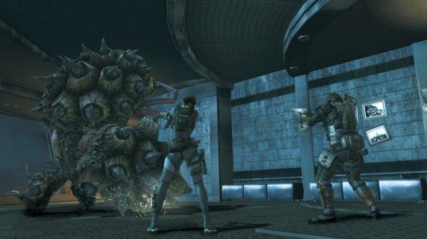 Resident Evil: Revelations mejora gráfica