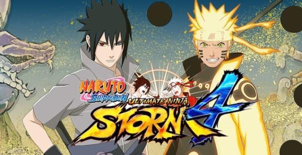 Naruto Shippuden: Ultimate Ninja Storm exclusivo de next-gen