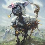 073 - Explosive Sheep
