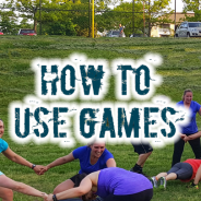 How to Use Games in Your Boot Camp
