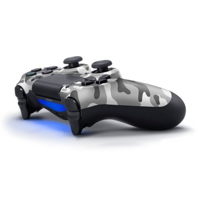 PlayStation 4 DualShock 4 Wireless Controller (Urban Camouflage) | The Gamesmen