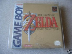 legend of zelda links awakening sealed game boy