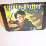 Harry Potter -- for Sega Megadrive Genesis very rare