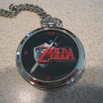Legend of Zelda Ocarina of Time Pocket Watch