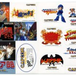 More Capcom Stickers From Japan (1991)