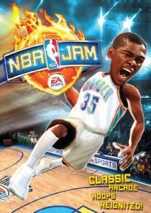 NBA Jam Xbox 360 Limited Edition Alternate Cover