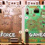 Nintendo Triforce motherboard