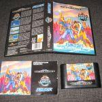 SEGA Mega Drive - The PIRATES of DARK WATER - PAL - VERY RARE