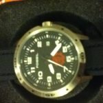 Gears of War 3 1 25 Exclusive Fossil Watch