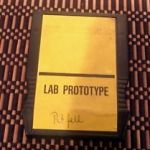 Lab Prototype PITFALL! Activision game for INTELLIVISION SYSTEM