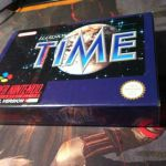 Super Nintendo SNES Factory Sealed Illusion Of Time