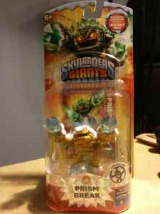 SKYLANDERS GIANTS Employee Edition Prism Break