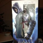 Assassins Creed Altair Collectible statue figure