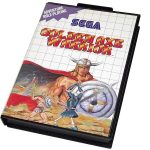 Golden Axe Warrior Game Cartridge for Sega Master System