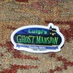 Luigi's Ghost Mansion PIN - E3 promo collectible