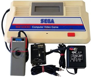 SG-1000 First Console
