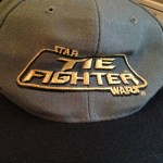 Star Wars TIE FIGHTER - press promo CAP