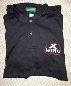 Star Wars X WING - press promo Polo Shirt