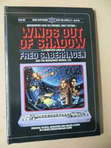 Wings Out of Shadow by Fred Saberhagen