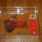 Zelda Ocarina of Time Brand New Sealed Nintendo 64 N64 VGA 85