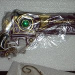 RARE Bayonetta Scarborough Fair replica gun